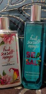 BBW Fresh Seasalt and Mango